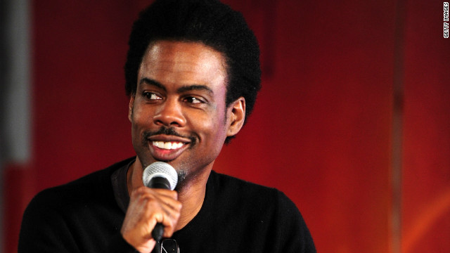 Chris Rock sells comedy series to FX
