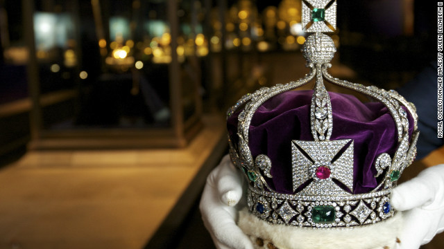 Crown Jewels sparkle in major new exhibition