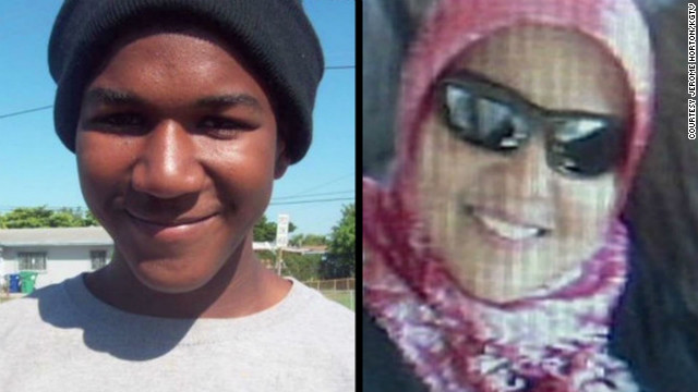 Opinion: Hoodie, hijab killings rooted in U.S. 'fear industry'