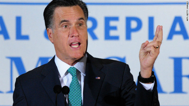 Polling indicates Mitt Romney has a 7-point advantage over Rick Santorum.