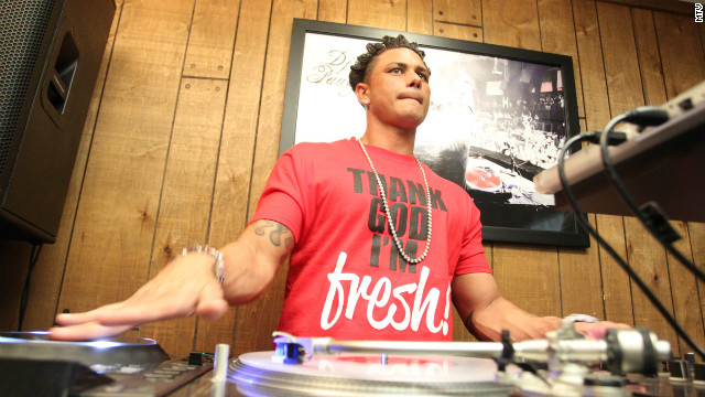 Pauly D steps away from the 'Shore' with new show