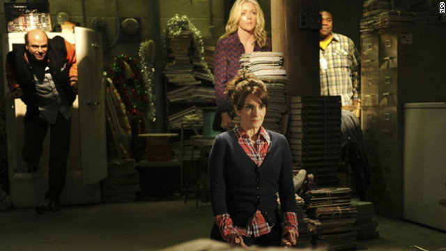 '30 Rock' breaks the cycle