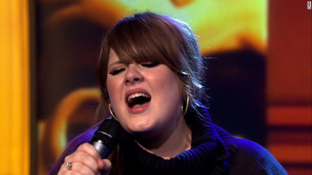 Adele: en sus propias palabras, un especial de Escenario