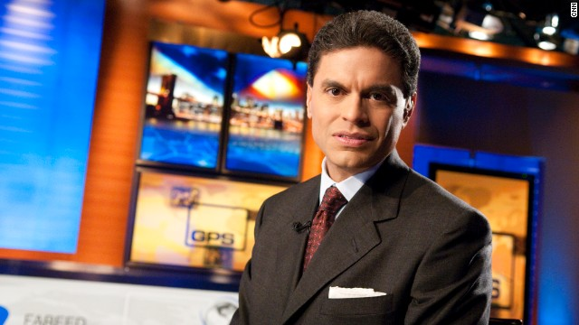 Fareed taking readers' questions on global issues