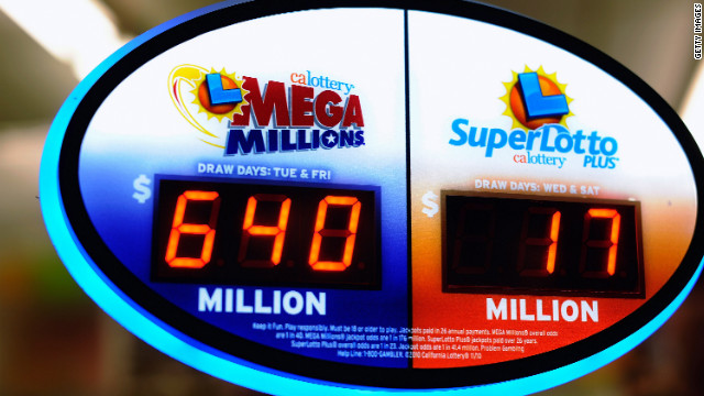 Mega Millions jackpot hits all-time high