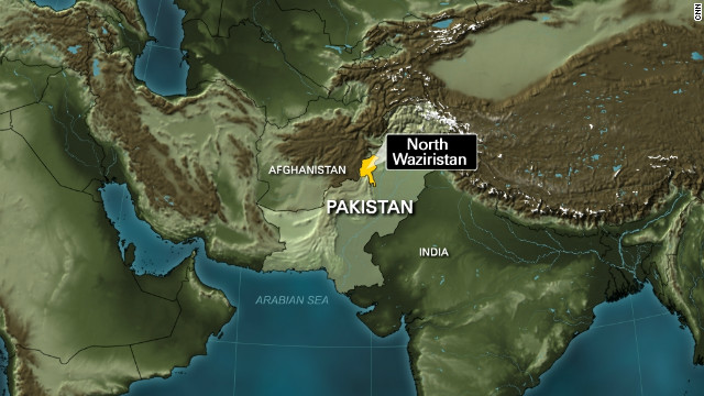 North Waziristan is one of seven districts in Pakistan's tribal region along the Afghan border.