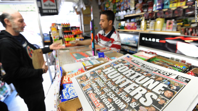 Record Mega Millions jackpot creates ticket-buying frenzy - CNN.