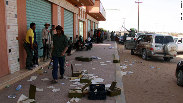 Are Libya's elections premature?