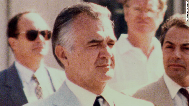 Miguel de la Madrid was president of Mexico from 1982 to 1988, leading the country during an economic crisis.