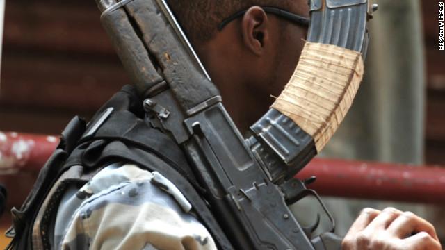 Rebeldes de Mali declaran independencia en la región del Sahara