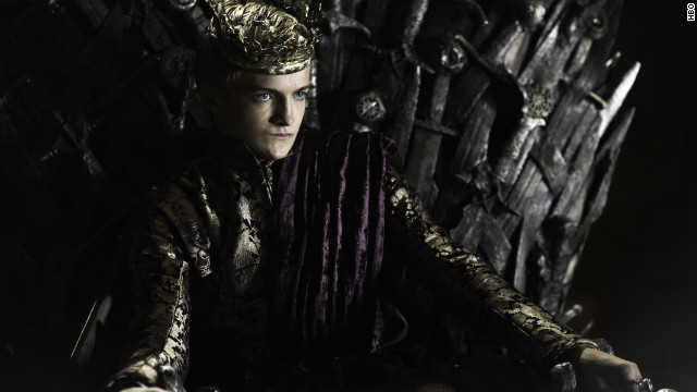 A nasty boy king brings back 'Game of Thrones'