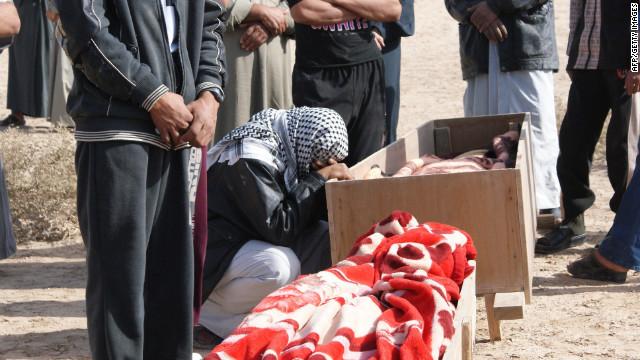 Marzo fue el mes con menos muertes registradas en Iraq