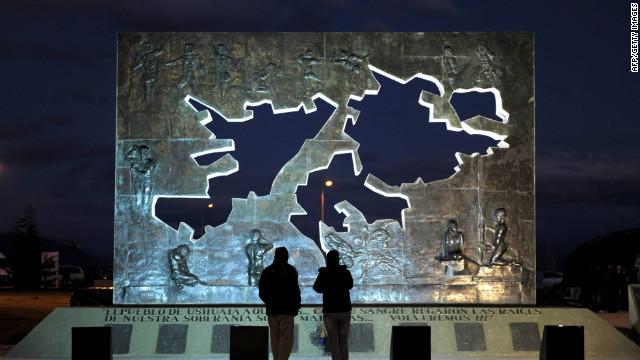 Gran Bretaña y el aniversario 30 de las Falklands Islands o Malvinas