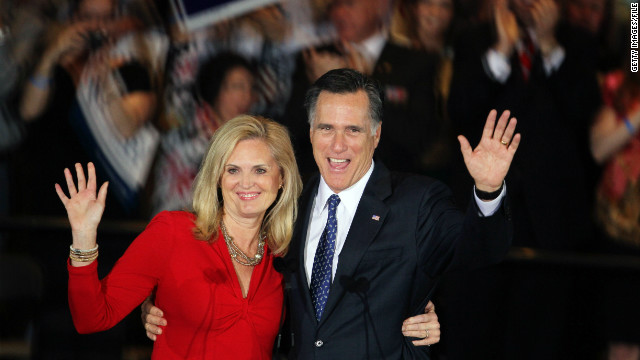 Overheard on CNN.com: Can the Romneys relate to the average family?