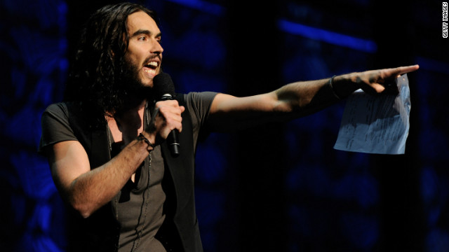 Russell Brand 'doing well' after divorce