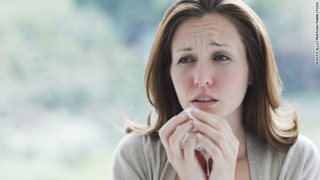 Why stress makes colds more likely