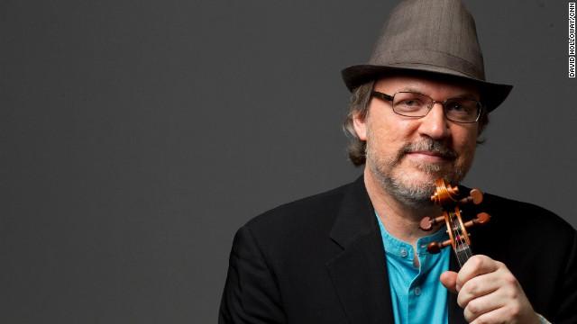Famed 'fiddler' pulls strings for music education