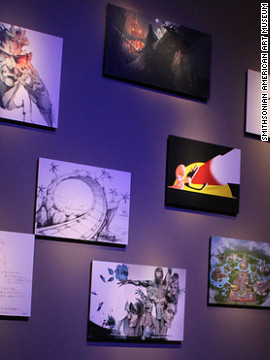 """The Art of Video Games"" features some of the most influential artists and designers during five eras of game technology, from early pioneers to contemporary designers. It is one of the first exhibits ever to look at the evolution of video games as an artistic medium."