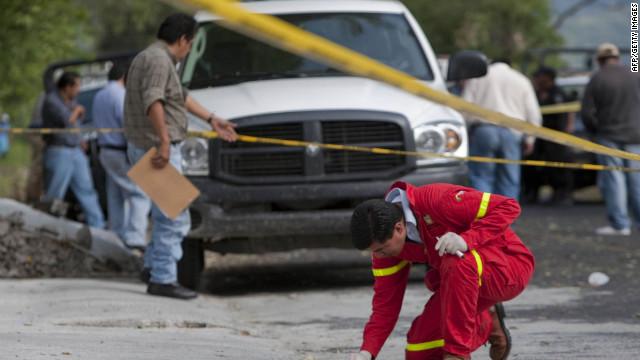 La mayoría de cadáveres de las fosas de San Fernando siguen sin identificar 1 año después