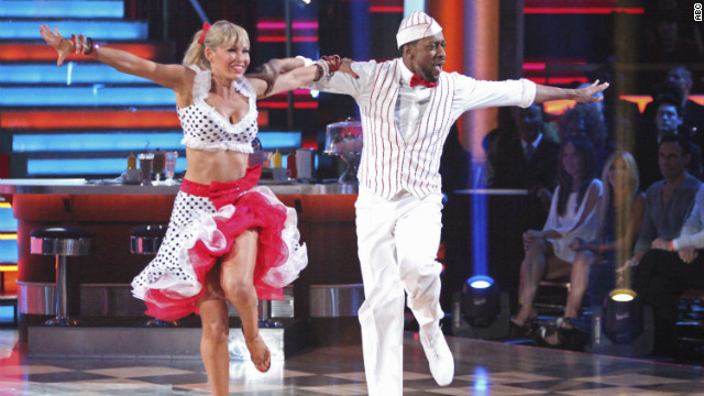 Kym Johnson, Jaleel White downplay 'DWTS' fight rumors