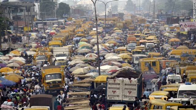 From Lagos to Johannesburg and Nairobi, many Africans face traffic jams and high costs in their daily journey to get to work. 