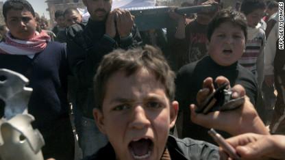 Syria: Deadline passes, violence rages