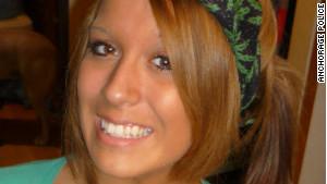 Samantha Koenig was last seen on February 1.