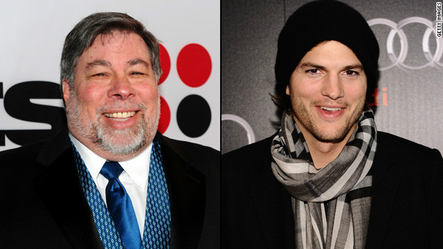 Apple co-founder approves of Kutcher as Jobs