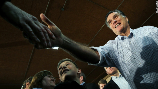 Romney sweeps Wisconsin, Maryland, D.C., CNN projects - CNN.