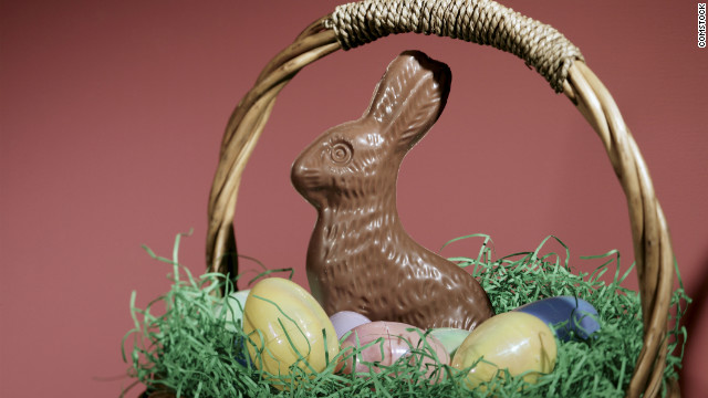The bitter truth behind the chocolate in your Easter basket