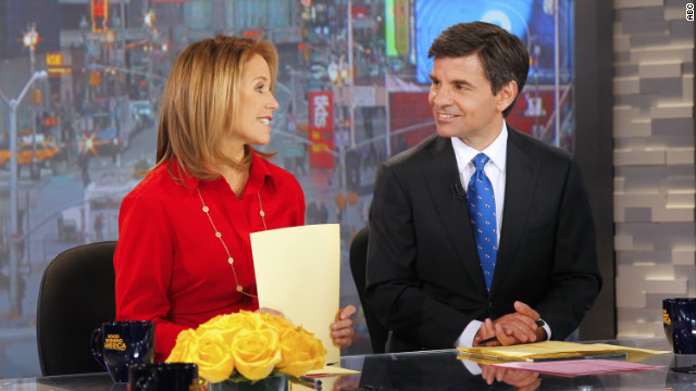Katie Couric's 'GMA' spot doesn't best 'Today'