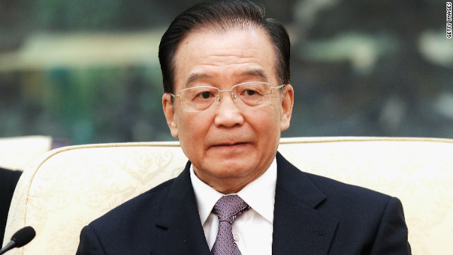China's Wen Jiabao: Taking it to the streets