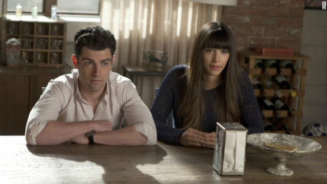 The secret's out on 'New Girl'