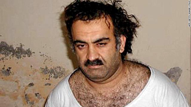 Khalid Sheikh Mohammed, 4 others charged in 9/11 attack