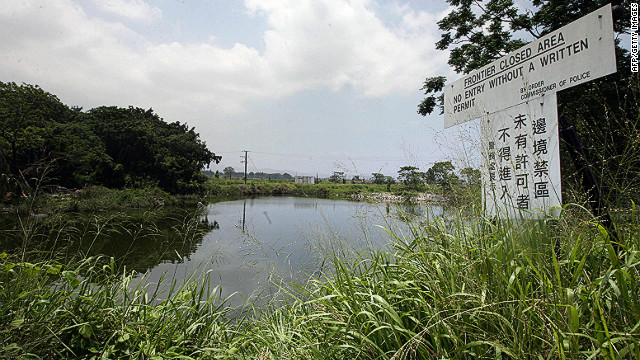 The Mai Po Nature Reserve is one of the few pristine areas left in the Hong Kong SAR.