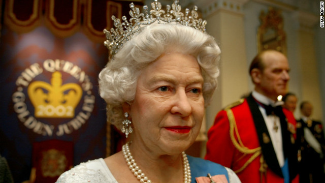 In London, the new figures will go on display alongside those of other members of the royal family, including Queen Elizabeth and the Duke of Edinburgh.