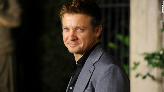 Jeremy Renner held on to his tough guy title &lt;a href='http://www.cnn.com/2012/08/09/showbiz/movies/bourne-legacy-review-ew/index.html?iref=allsearch' target='_blank'&gt;with this summer's &quot;Bourne Legacy,&quot;&lt;/a&gt; but he's &lt;a href='http://marquee.blogs.cnn.com/2012/11/19/jeremy-renner-should-do-a-musical/?iref=allsearch' target='_blank'&gt;also made an impressive &quot;Saturday Night Live&quot; appearance&lt;/a&gt;. Next year, Renner, seriously: do a musical. 