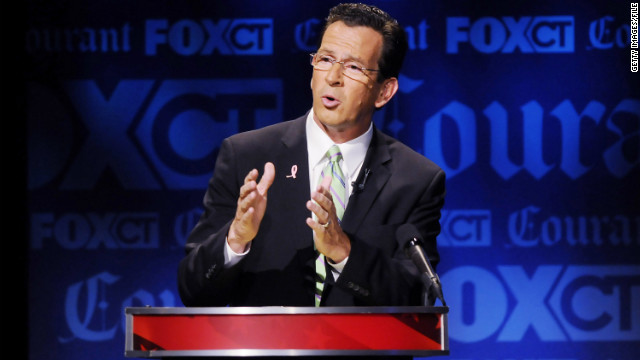 Gov. Dannel Malloy said he'll sign a bill banning the death penalty in Connecticut if it reaches his desk.
