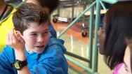 Kids speak about interracial friendships