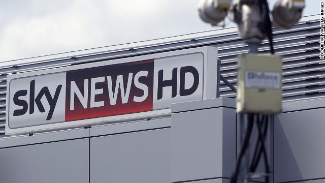 """Sky News admite que autorizó el """"hackeo"""" de correos por parte de periodistas"""