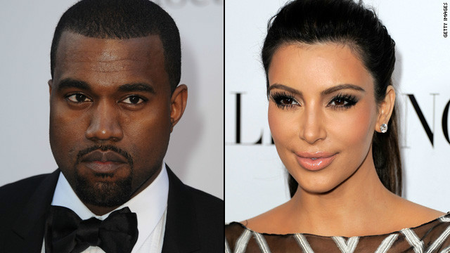Kim K. on Kanye: You never know what the future holds