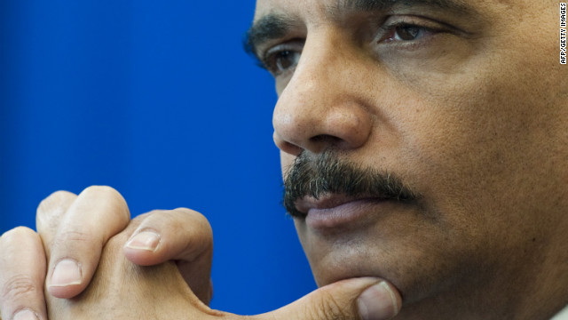Attorney General Eric Holder has defended President Obama's comments, saying,