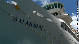 The MS Balmoral is hosting a memorial cruise to mark the 100th anniversary of the Titanic's sinking.