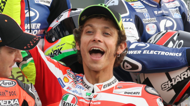 Seven-time world champion Valentino Rossi will seek to improve on a disappointing first season at Ducati, having ended 2011 in seventh place.