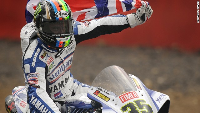 Britain's Cal Crutchlow was a big success in the World Superbike series, but struggled after taking the step up to MotoGP last year with the Monster Yamaha Tech 3 team.