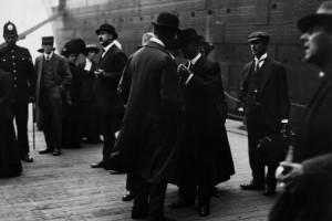 El primero y último viaje del Titanic