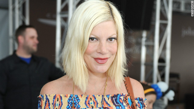 Tori Spelling: Fourth pregnancy a surprise