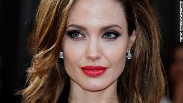 Angelina Jolie atenderá emergencias de desplazados por la violencia