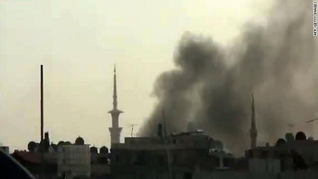 El régimen sirio mantiene ataques pese a acuerdo