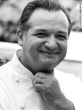 Like his father before him, Jacques Pic also won a three-Michelin-star rating for his French cuisine in 1973. Thirty-four years later, his daughter, Anne-Sophie would get her three stars.